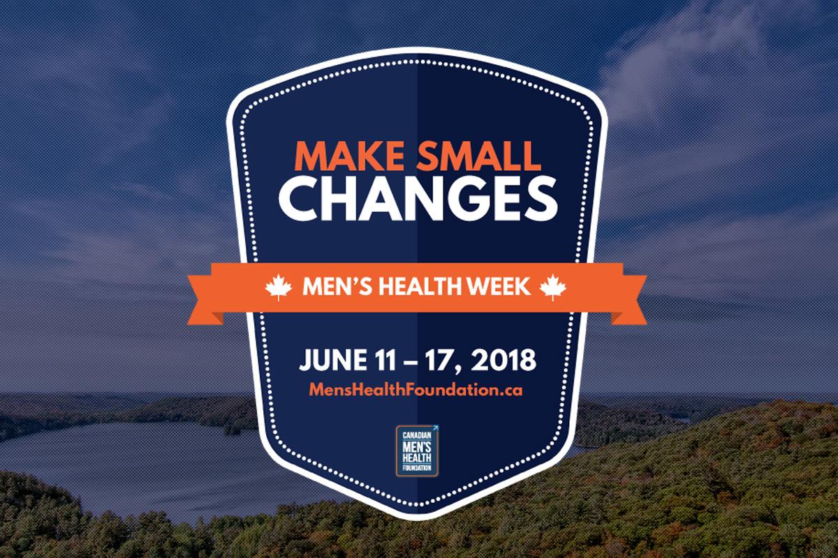 Men's Mental Health Day 2018  #MensMHDay