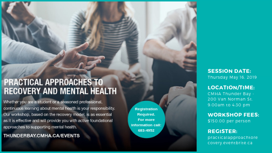 Practical Approaches to Recovery And Mental Health