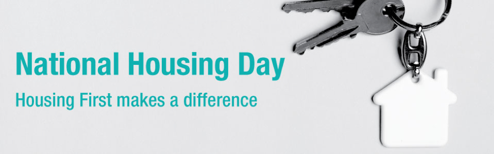 CMHA recognizes the impact of supportive housing for National Housing Day