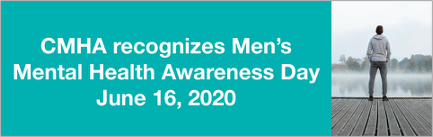 Men's Mental Health Awareness Day banner